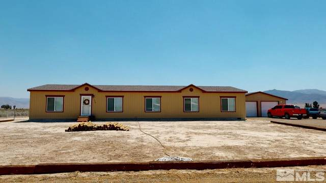 7620 Rose Creek Road, Winnemucca, NV 89445 (MLS #210013919) :: Chase International Real Estate
