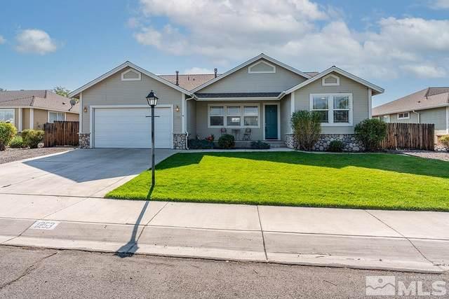1253 Sierra Vista Drive, Gardnerville, NV 89460 (MLS #210013932) :: Colley Goode Group- CG Realty