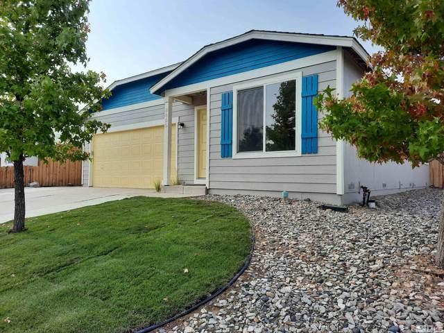 8005 Maui Court, Reno, NV 89506 (MLS #210013937) :: Chase International Real Estate