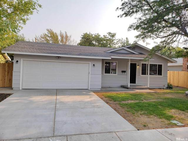 1353 Jerry, Carson City, NV 89701 (MLS #210013942) :: Theresa Nelson Real Estate