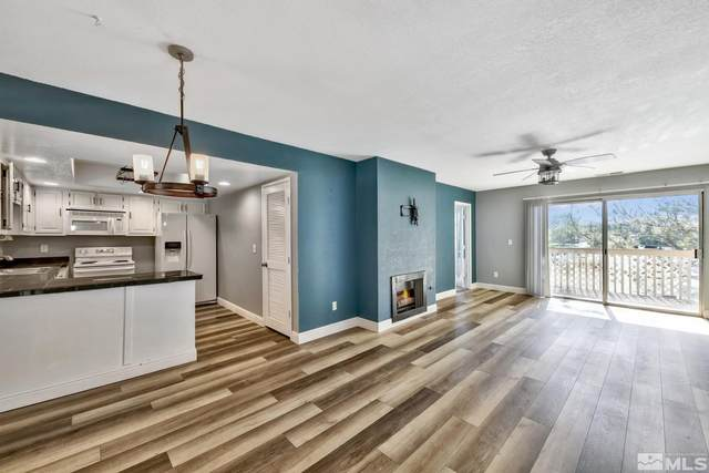 2300 Dickerson #76, Reno, NV 89503 (MLS #210013943) :: The Mike Wood Team