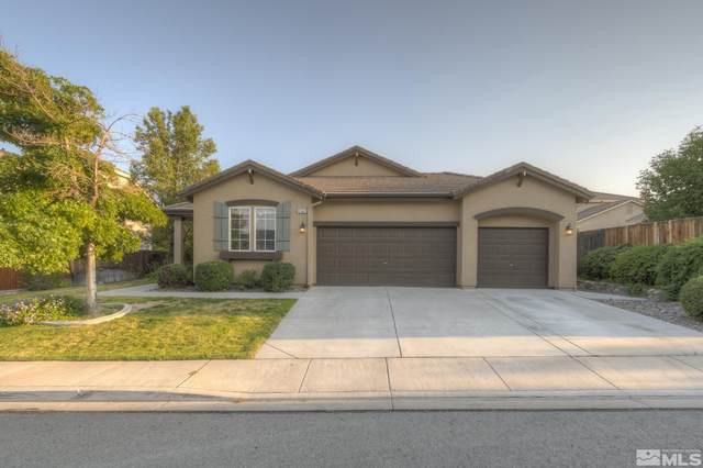 5343 Denali Peak, Sparks, NV 89436 (MLS #210013945) :: Chase International Real Estate