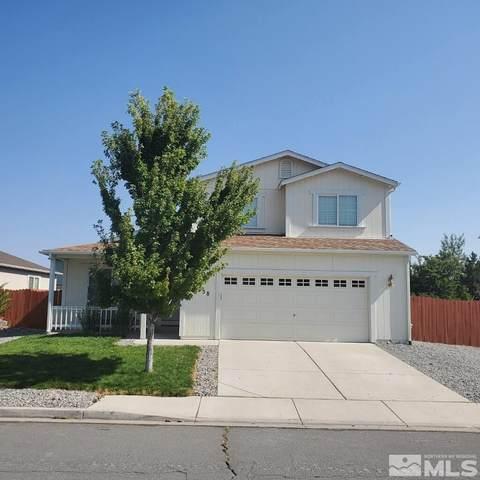 18258 Oakbrook Ln, Reno, NV 89508 (MLS #210013946) :: The Mike Wood Team