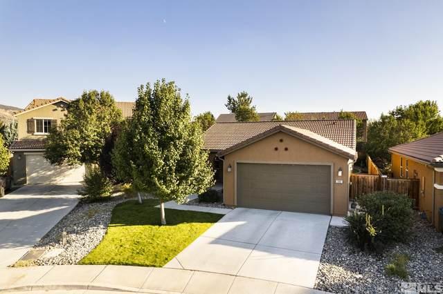 580 Verelli, Reno, NV 89521 (MLS #210013948) :: The Mike Wood Team