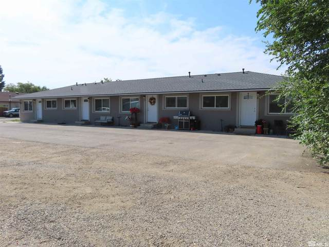 257 S Humboldt 1-4, Battle Mountain, NV 89820 (MLS #210013951) :: The Mike Wood Team