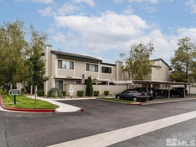 2506 Sunny Slope Drive #4, Sparks, NV 89434 (MLS #210013952) :: Chase International Real Estate