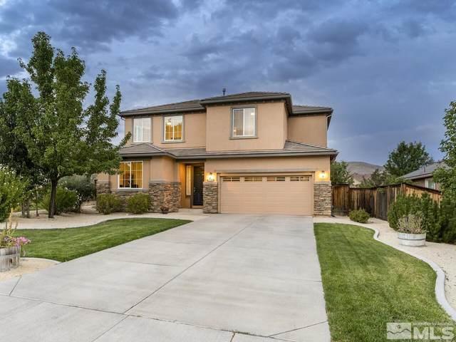 7735 Peavine Shadow Court, Reno, NV 89523 (MLS #210013954) :: Chase International Real Estate