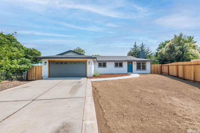 809 Rolando Way, Carson City, NV 89701 (MLS #210013957) :: Chase International Real Estate