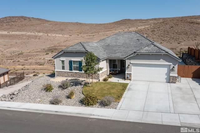 3192 Vecchio Dr., Sparks, NV 89434 (MLS #210013959) :: NVGemme Real Estate