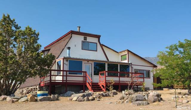 333 Territory, Dayton, NV 89403 (MLS #210013960) :: Chase International Real Estate
