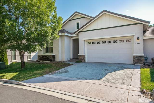 5940 Quintessa Court, Sparks, NV 89436 (MLS #210013961) :: Chase International Real Estate