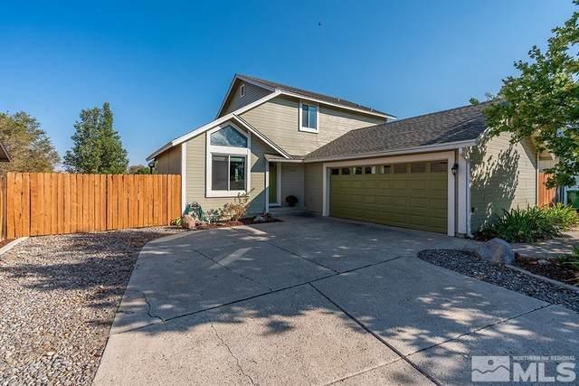 6800 Evening Star Dr, Sparks, NV 89436 (MLS #210013962) :: Chase International Real Estate