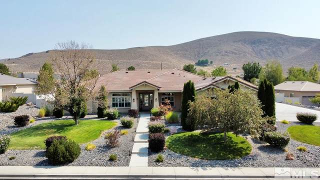 12360 Ocean View Drive, Sparks, NV 89441 (MLS #210013966) :: Chase International Real Estate