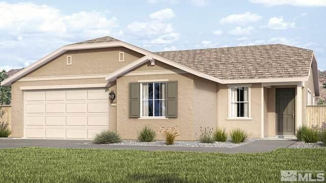 1136 Chalk Bluff Dr Homesite 517, Carson City, NV 89701 (MLS #210013968) :: Chase International Real Estate