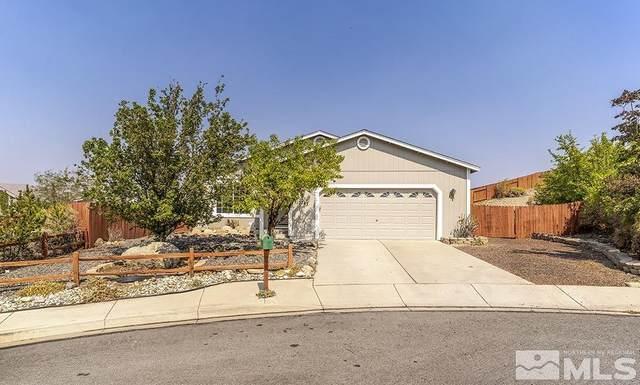 5747 Cinnamon Court, Sun Valley, NV 89433 (MLS #210013969) :: Chase International Real Estate