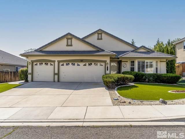 1815 Desert Mountain Dr., Sparks, NV 89436 (MLS #210013970) :: Chase International Real Estate