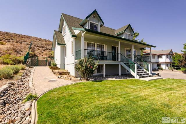 4488 Voltaire, Carson City, NV 89703 (MLS #210013972) :: Chase International Real Estate