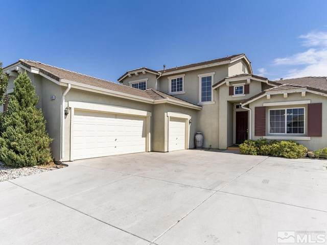 1313 Rouge River, Fernley, NV 89408 (MLS #210013973) :: Chase International Real Estate