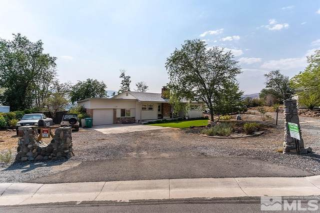 340 Greenstone Drive, Reno, NV 89512 (MLS #210013975) :: Chase International Real Estate