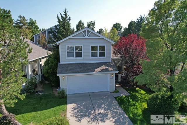 4730 Bradford Lane, Reno, NV 89519 (MLS #210013977) :: Chase International Real Estate