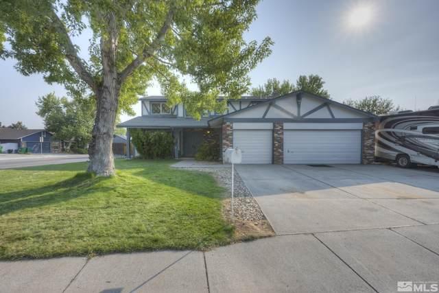 2027 Valencia Way, Sparks, NV 89434 (MLS #210013981) :: Chase International Real Estate