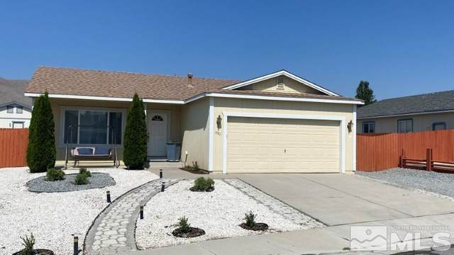 17901 Brushland Dr., Reno, NV 89508 (MLS #210013982) :: The Mike Wood Team