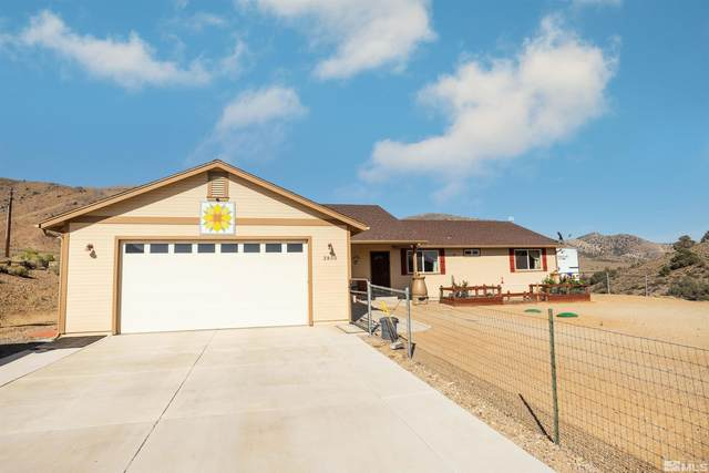 3850 Sandstone Dr, Wellington, NV 89444 (MLS #210013984) :: Colley Goode Group- CG Realty
