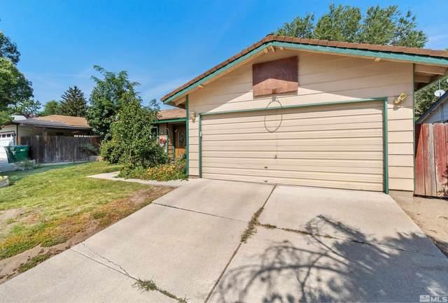 986 Palmwood Dr., Sparks, NV 89434 (MLS #210013985) :: Chase International Real Estate