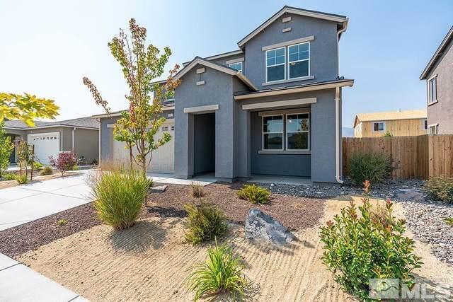 9343 Bay Drive, Reno, NV 89506 (MLS #210013986) :: Chase International Real Estate