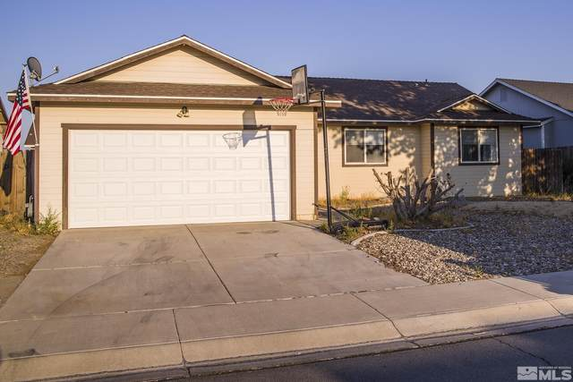 1216 Jacob, Fernley, NV 89408 (MLS #210013989) :: Chase International Real Estate