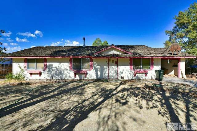 960 Starlight Ct., Gardnerville, NV 89460 (MLS #210013991) :: Colley Goode Group- CG Realty