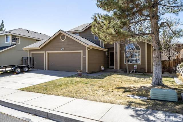 2973 Regal Court, Reno, NV 89503 (MLS #210013993) :: The Mike Wood Team