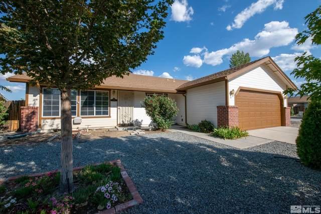 249 Gordon Lane, Dayton, NV 89403 (MLS #210013994) :: Chase International Real Estate