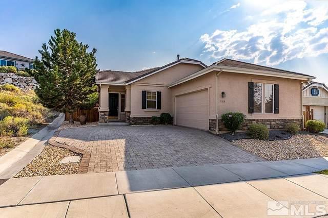 2815 Albazano Drive, Sparks, NV 89436 (MLS #210013995) :: Chase International Real Estate