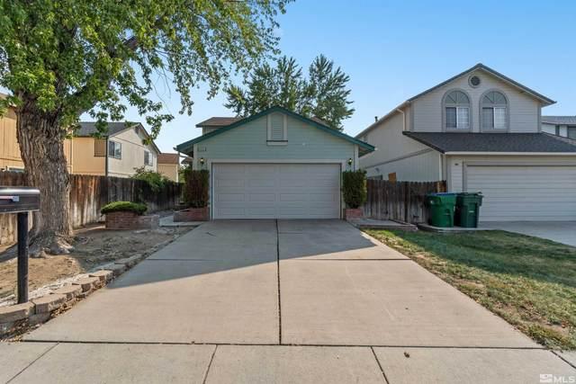 3151 Myles Dr., Sparks, NV 89434 (MLS #210013998) :: Chase International Real Estate