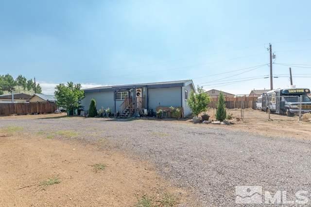 640 Magnolia, Reno, NV 89506 (MLS #210013999) :: Chase International Real Estate