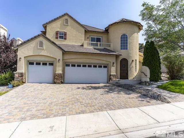 1740 Cloud Peak, Sparks, NV 89436 (MLS #210014004) :: Chase International Real Estate