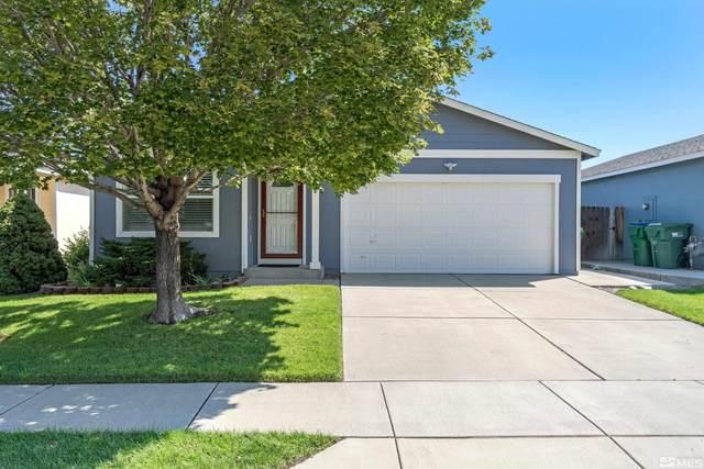 8380 Halladale Dr, Reno, NV 89506 (MLS #210014005) :: Chase International Real Estate
