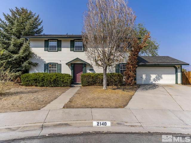 2140 Jodi Lane, Carson City, NV 89701 (MLS #210014008) :: Chase International Real Estate