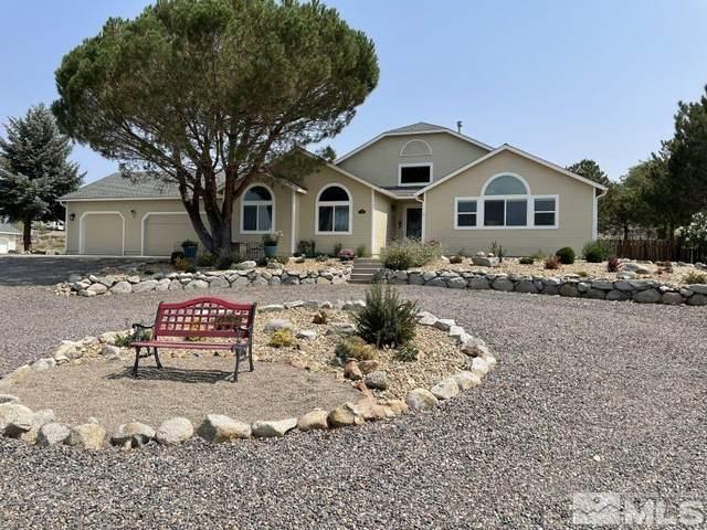 2767 Esaw St, Minden, NV 89423 (MLS #210014009) :: NVGemme Real Estate