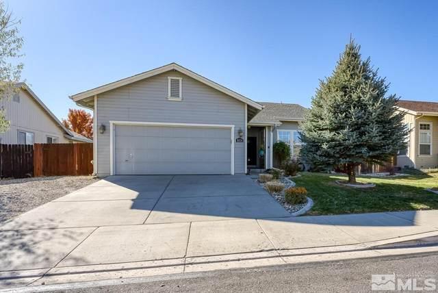 9976 Grand Falls Dr, Reno, NV 89506 (MLS #210014011) :: Chase International Real Estate