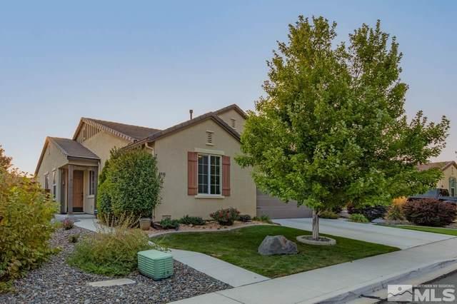 4845 High Pass Dr, Sparks, NV 89436 (MLS #210014016) :: Chase International Real Estate