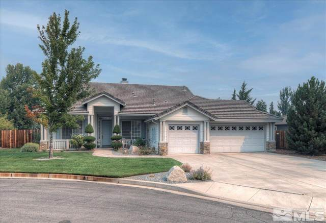 2772 Waterford Place, Carson City, NV 89703 (MLS #210014019) :: Vaulet Group Real Estate