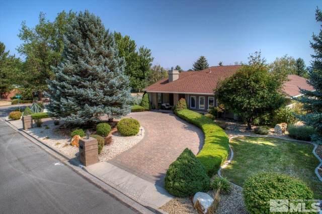 1111 Spencer Street, Carson City, NV 89703 (MLS #210014020) :: Vaulet Group Real Estate