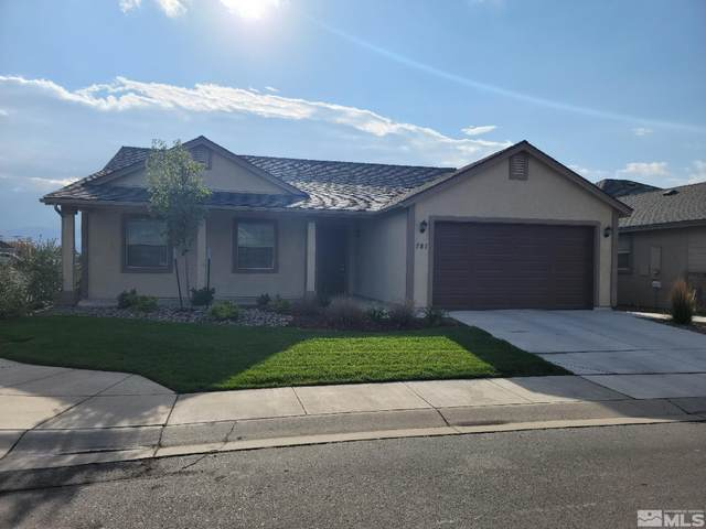 544 Country Hollow #177, Fernley, NV 89408 (MLS #210014021) :: NVGemme Real Estate