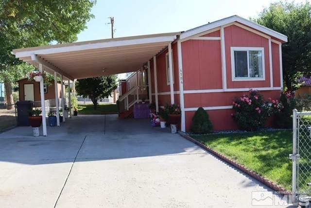 4184 Dori Dr, Winnemucca, NV 89445 (MLS #210014022) :: Chase International Real Estate