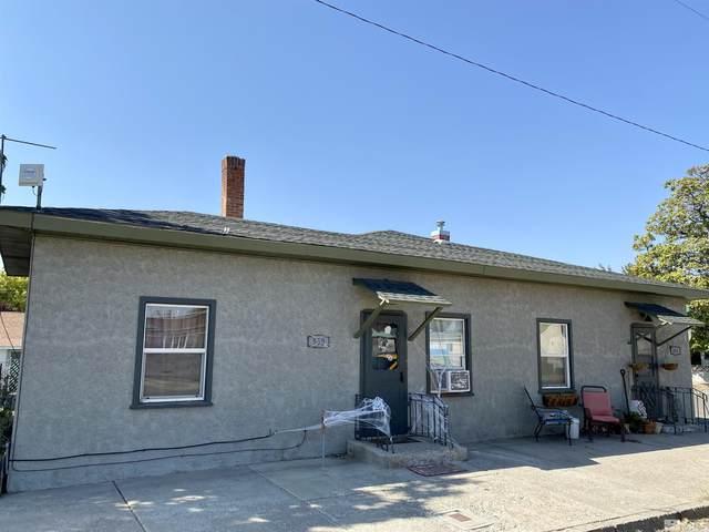 550 & 552 Aiken St, Winnemucca, NV 89445 (MLS #210014023) :: Chase International Real Estate