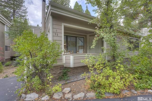 123 Juanita Drive #72, Incline Village, NV 89451 (MLS #210014024) :: Colley Goode Group- CG Realty