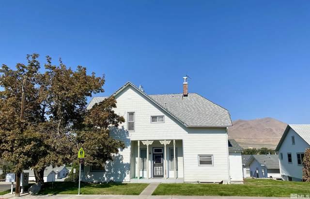 220/449/443 W Fifth St./ Aiken St., Winnemucca, NV 89445 (MLS #210014025) :: Chase International Real Estate
