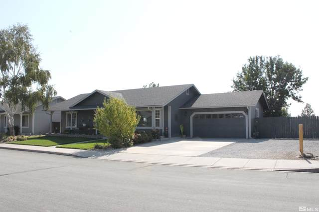816 Alena Way, Sparks, NV 89441 (MLS #210014028) :: The Mike Wood Team